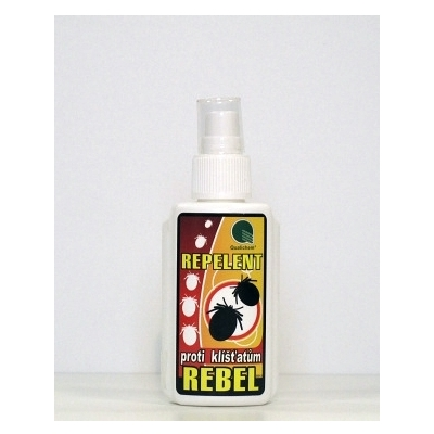 Rebel proti klíšťatům 100 ml SPRAY